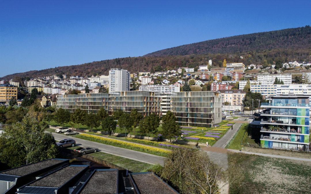 Gouttes d'Or, Neuchâtel